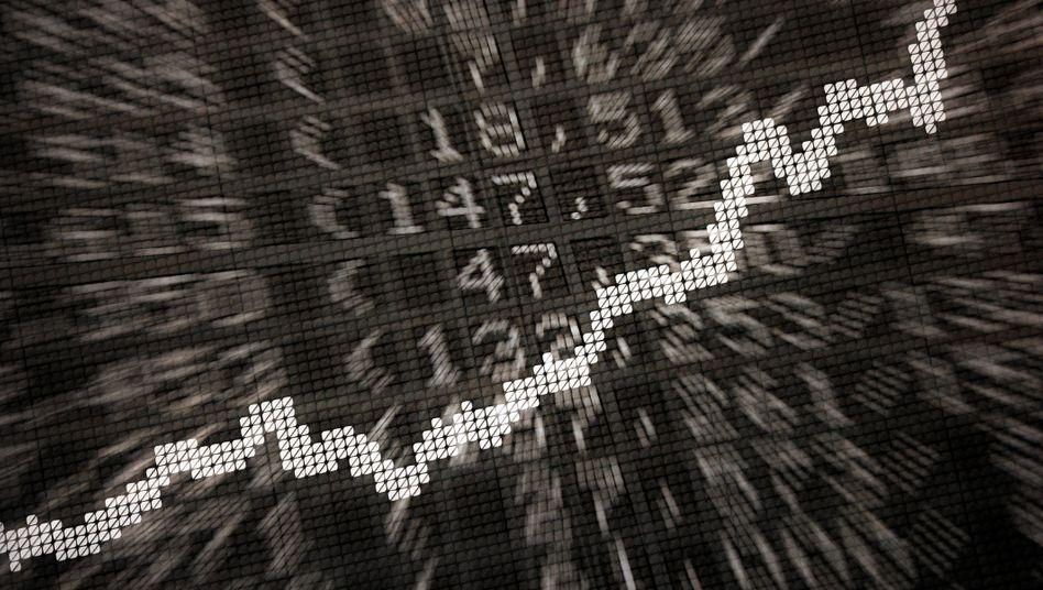 Börse Frankfurt: Die Anleger greifen wieder zu