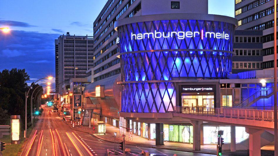 Einkaufszentrum Hamburger Meile: Viele Einzelhändler in Zentren fürchten um ihre Existenz