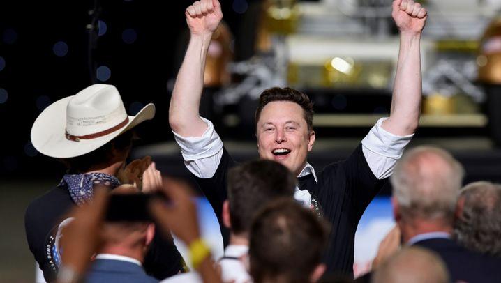 Tesla-Rallye macht Elon Musk zum viertreichsten Mann der Welt