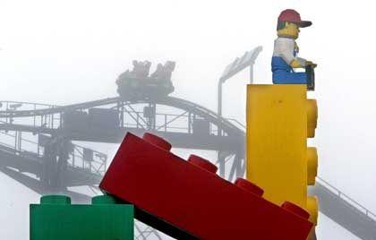 Geschäftsführer von Lego muss gehen: Die Freizeitparks - hier Legoland Deutschland - stecken in der Krise