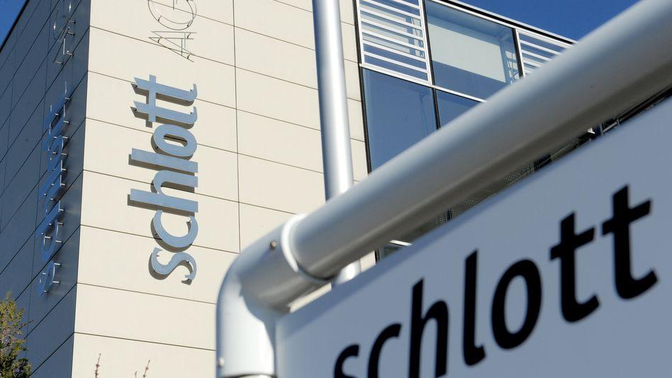 Schlott-Gruppe: Das Unternehmen hatte Mitte Januar Insolvenz angemeldet
