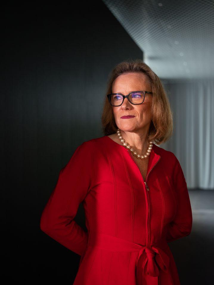 Frau mit Zukunft:Im Mai übernimmt Belén Garijo die Führung von Merck