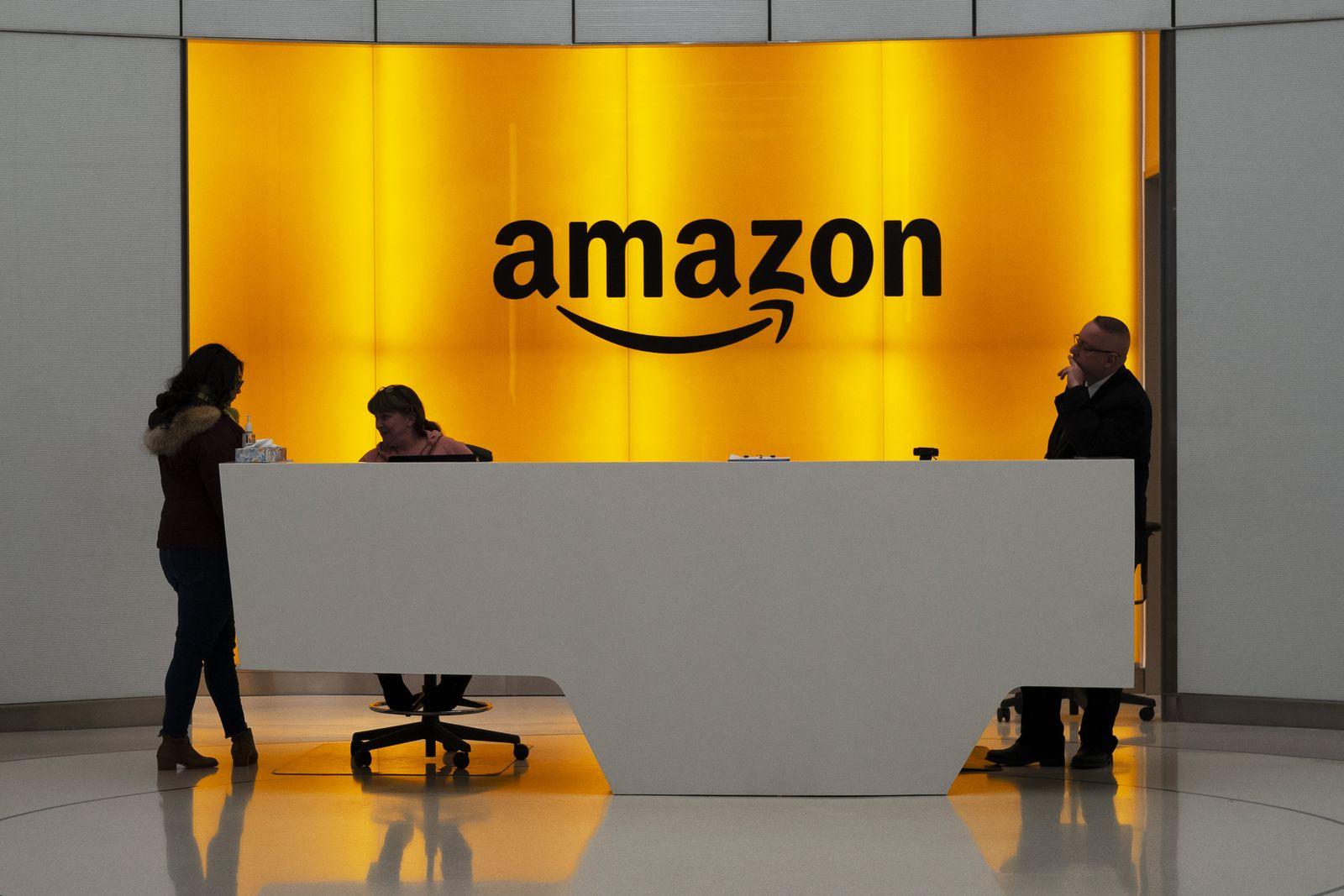 APTOPIX Amazon HQ