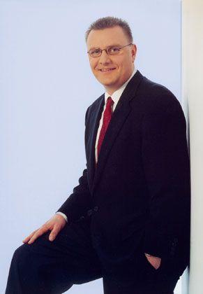 Seit 1999 bei Infineon. Matthias Poth