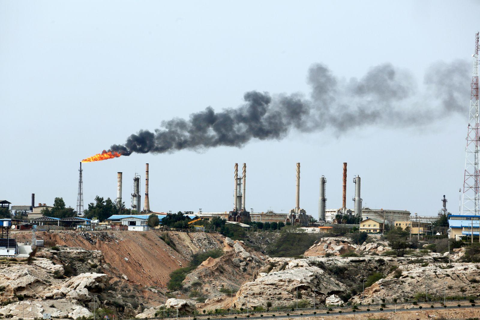 Iran Konjunktur Öl-Industrie