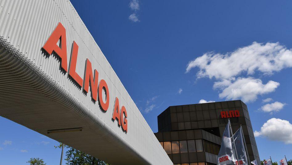 Alno-Werk in Pfullendorf: Am Stammsitz werden heute wieder Küchen produziert - auch dank Beraterlegende Roland Berger