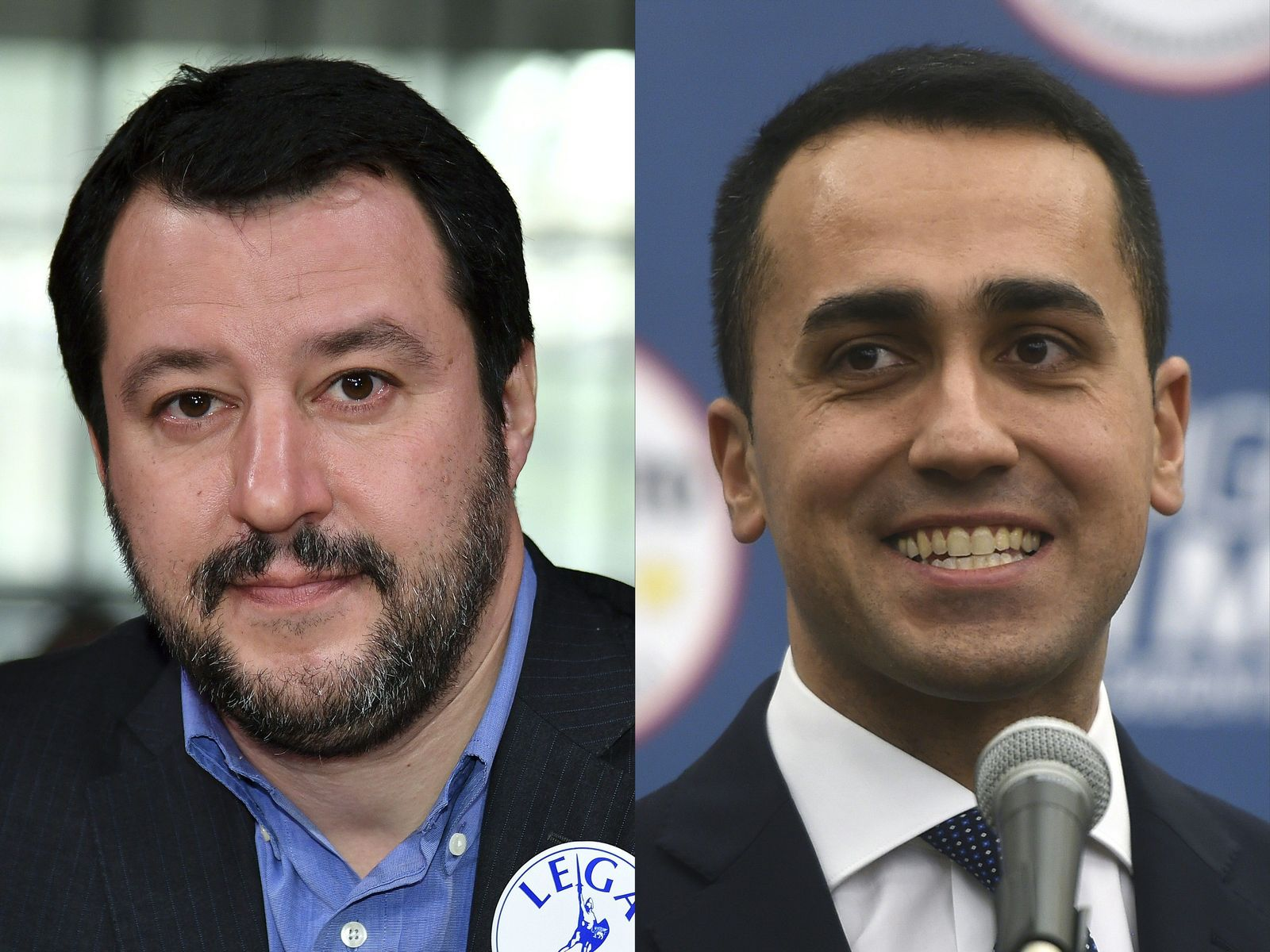 FILES-COMBO-ITALY-POLITICS-ELECTIONS-GOVERNMENT