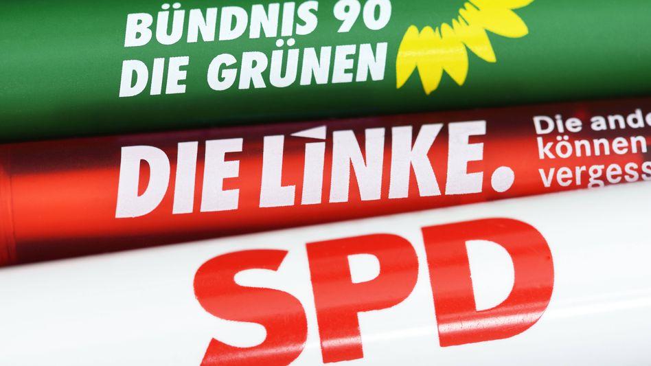 Mögliches Dreierbündnis: Für Familienunternehmen in Deutschland wäre eine rot-rot-grüne Koalition nicht akzeptabel
