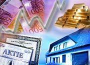 Aktien, Häuser, Bargeld: Die Deutschen haben offenbar kräftig gespart