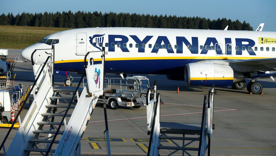 Ryanair: Fliegt die irische Fluggesellschaft im nächsten Sommer noch ab Hahn?