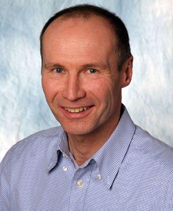 Henner Lüttich ist Geschäftsführer des Standortspezialisten Contor