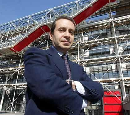 Leiter des Centre Pompidou: Bruno Racine, wollte zum Jubiläum keine klassische Retrospektive präsentieren