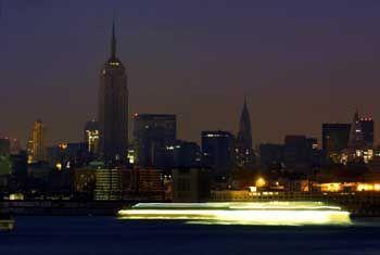 Ungewohnte Dunkelheit: New Jersey nach dem Blackout