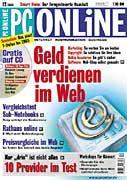 Internetzeitschrift am Ende