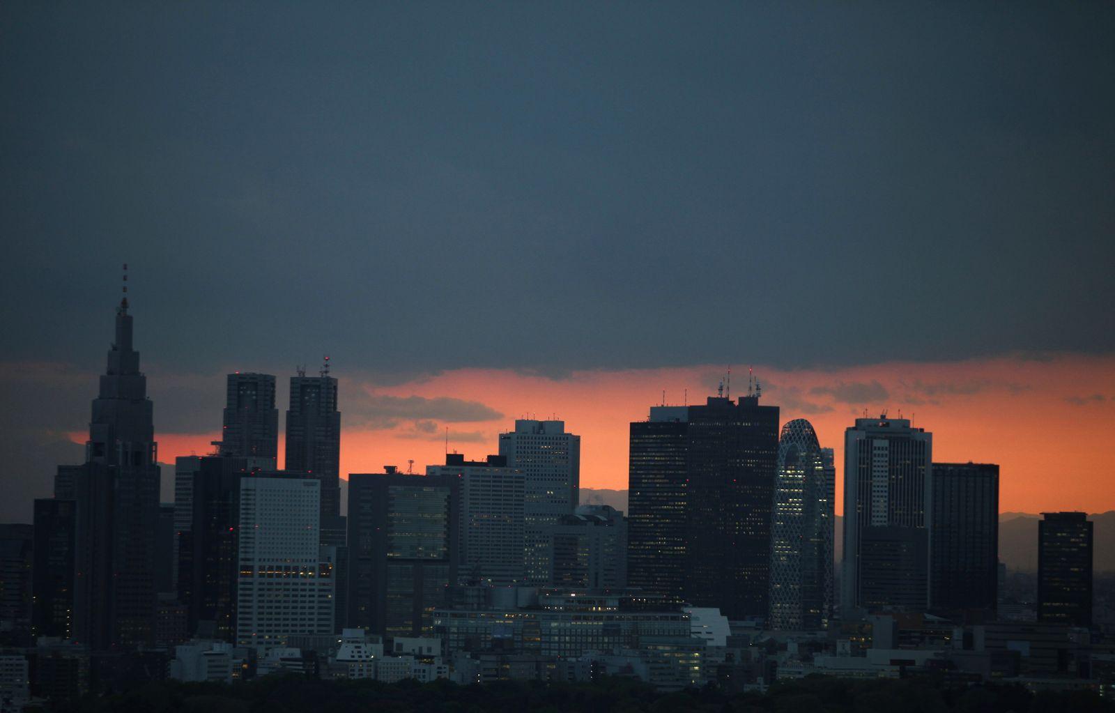 Tokio / Skyline