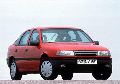 Mittelklasse pur: Der Opel Vectra feierte 1988 Premiere