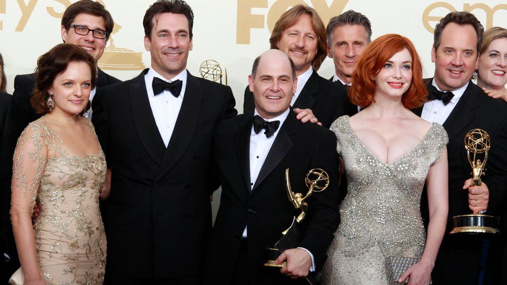 Emmy-Verleihung: Glitzer, Roben, Freudensprünge