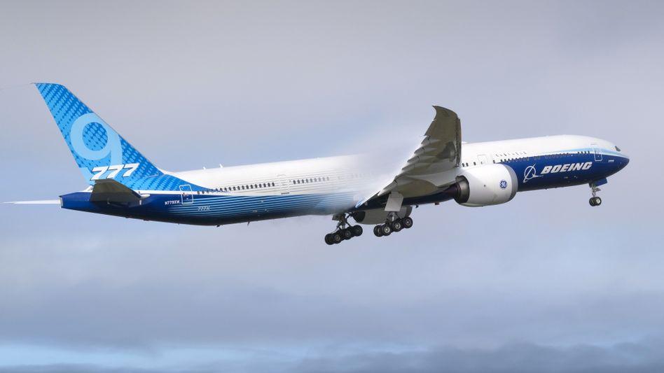 Boeing 777X: Emirates rechnet mit weiteren Verzögerungen bei der Auslieferung