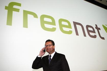 """Freenet-Chef Spoerr: """"Es steht United Internet frei, unseren Aktionären ein Übernahmeangebot zu unterbreiten"""""""