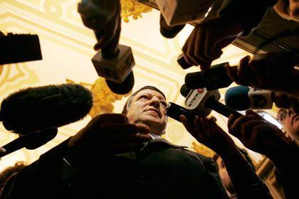 Wegen spektakulärer Zitate umlagert: EU-Kommissionspräsident Jose Manuel Barroso