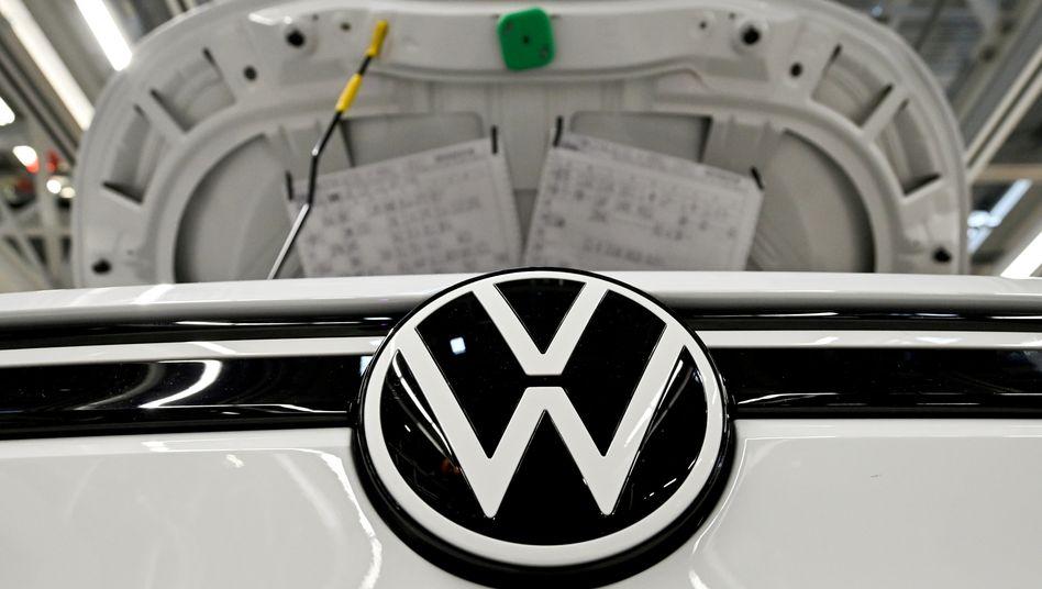 Klappe offen, Gewinn gesichert: Der Volkswagen-Konzern schafft selbst im Coronajahr einen Betriebsgewinn von 10 Milliarden Euro