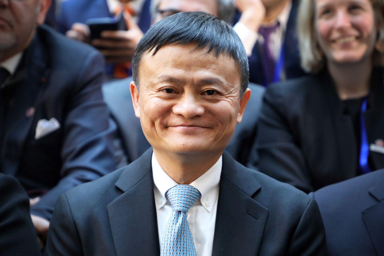 Jack Ma / Chinesische Bosse