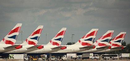 Neue Airline: BA (im Bild) hält am neuen Gemeinschaftsunternehmen 55 Prozent, Iberia 45 Prozent