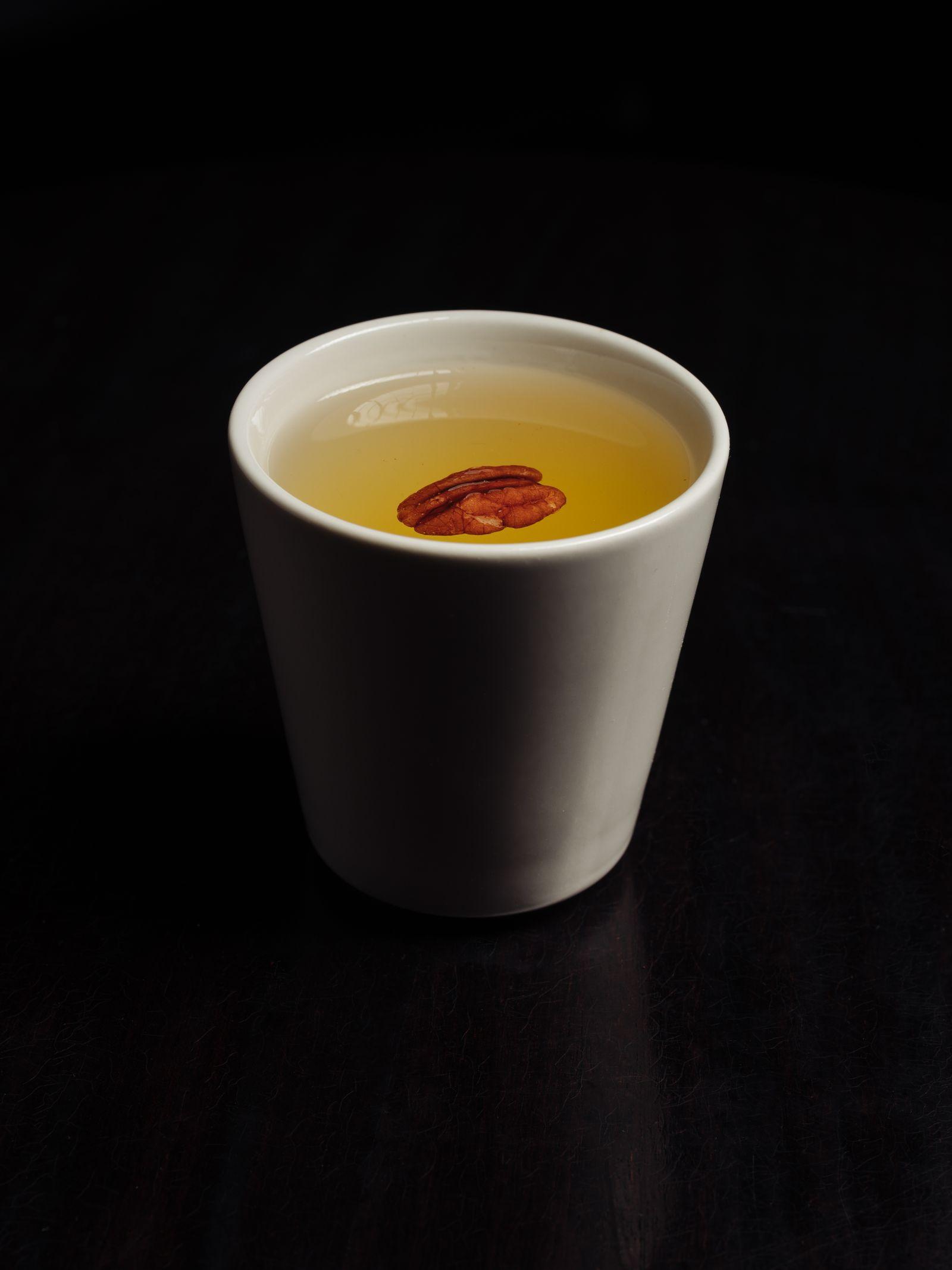Whisky-Kräuterbitter-Sherry-Mix
