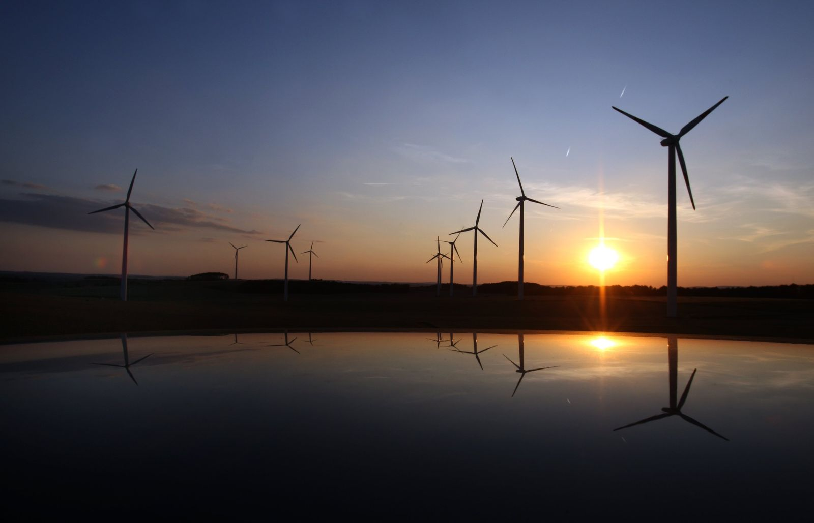 Deutschland / Windenergie XXL