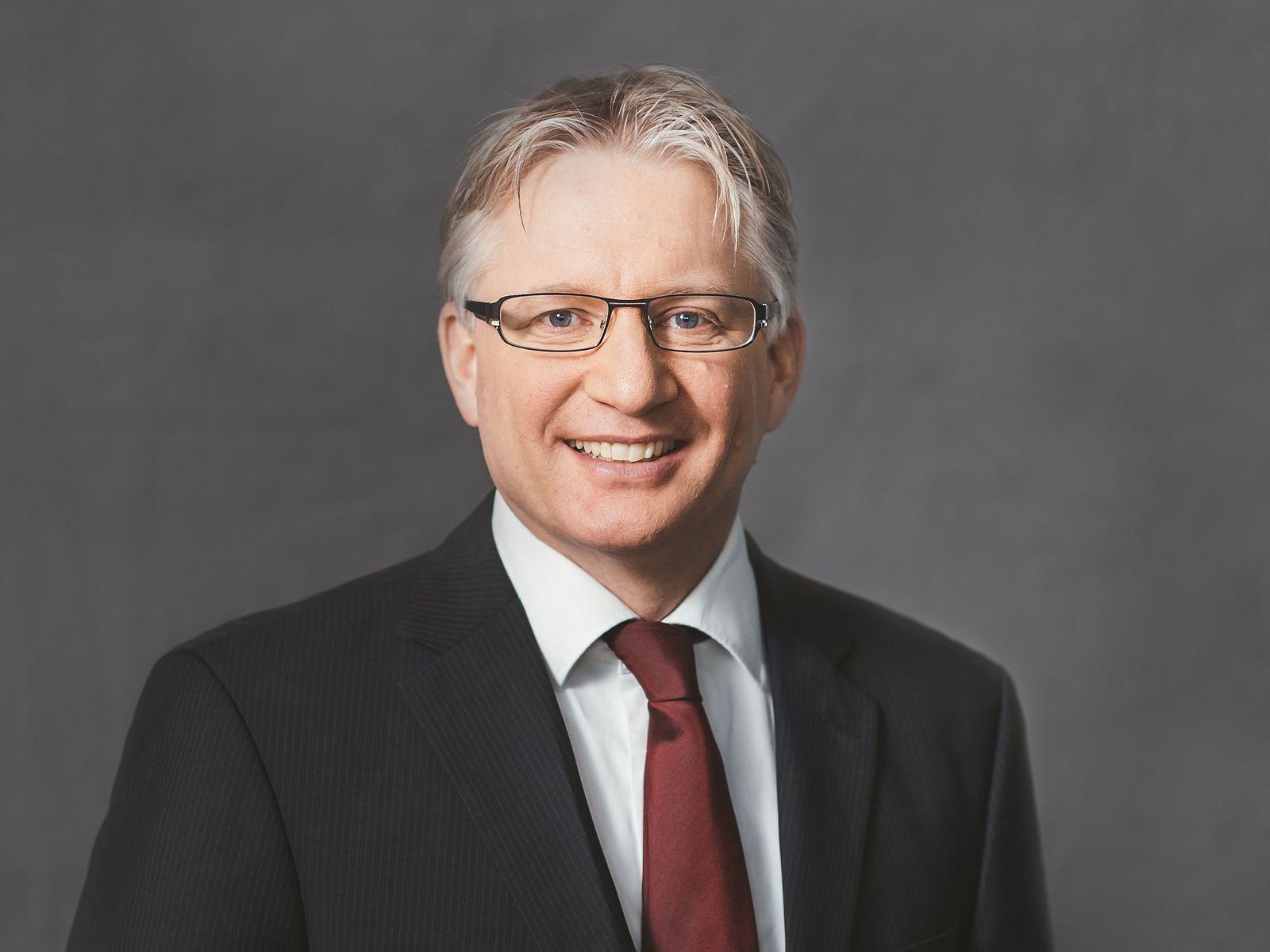 CureVac CPO Florian von der Mülbe