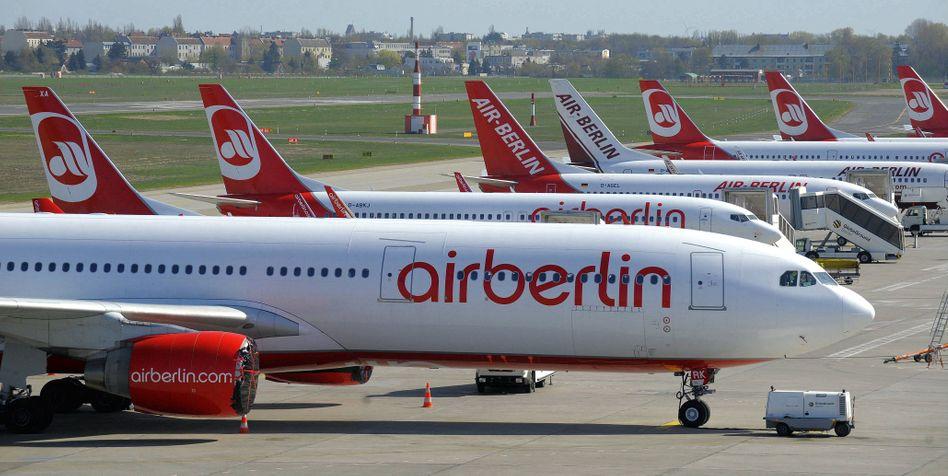 Air Berlin: Promis müssen künftig ihren Flug wieder selbst zahlen
