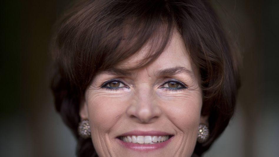 HELDIN DER ARBEIT: Nicola Leibinger-Kammüller setzt nach wie vor auf Werte wie Fleiß, Bescheidenheit und Engagement - und lebt diese auch vor