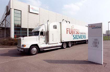 Fujitsu Siemens: Wehrt sich gegen Ausschluss bei der Auftragsvergabe in Norwegen