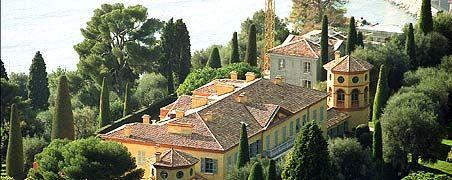Plötzlich zu teuer: Die Villa Leopolda in Südfrankreich