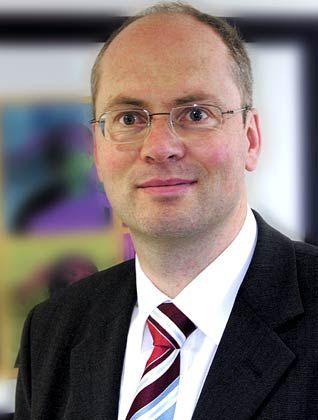 Gegen die Abgeltungsteuer: Andreas Fink vom BVI