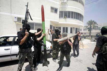 Hamas-Kämpfer: Entscheidung von Abbas ignoriert