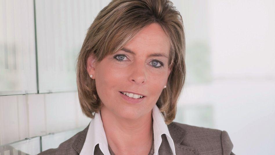 Wechselt zu HP: Microsoft-Spitzenkraft Angelika Gifford