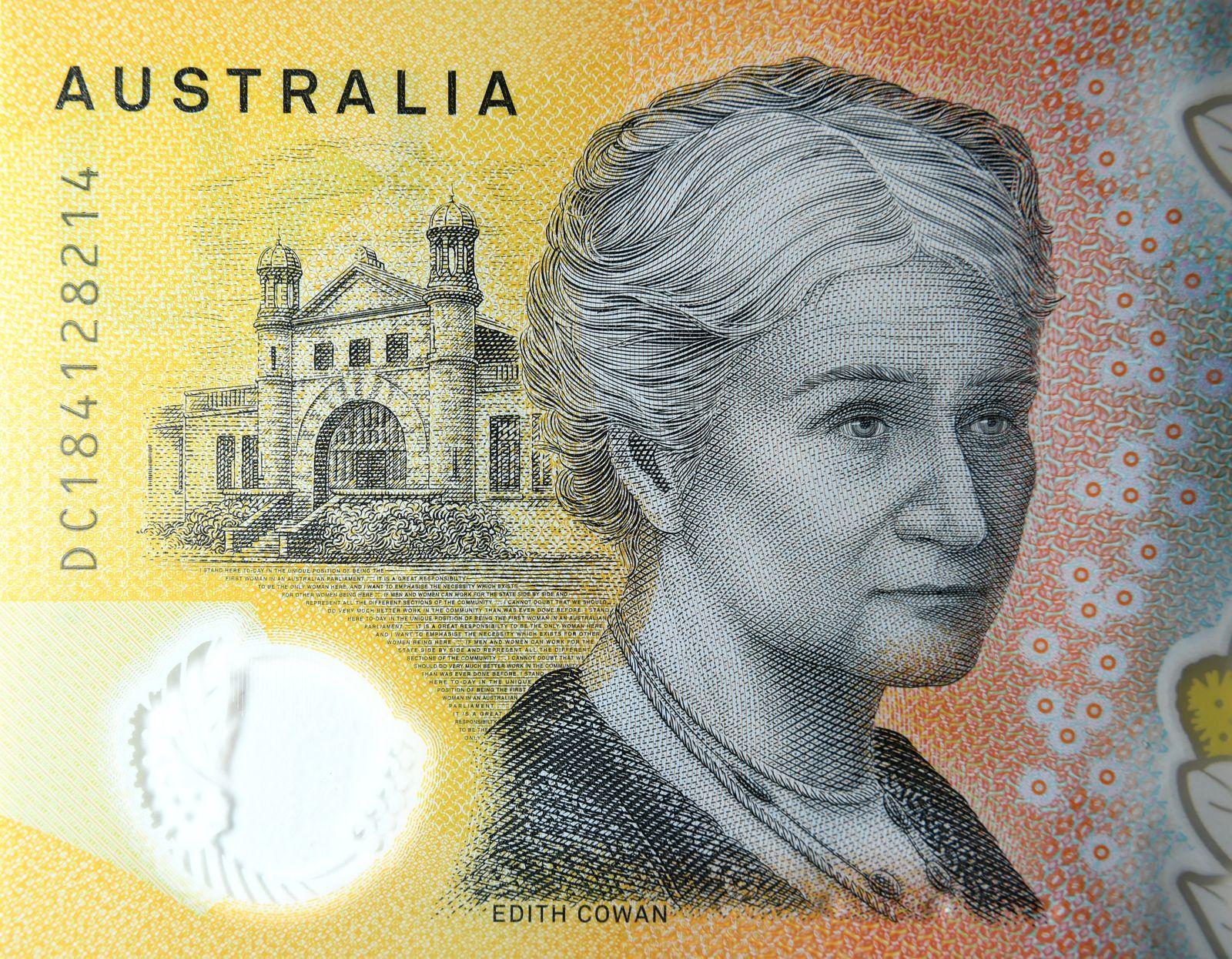Australien 50-Dollar-Schein