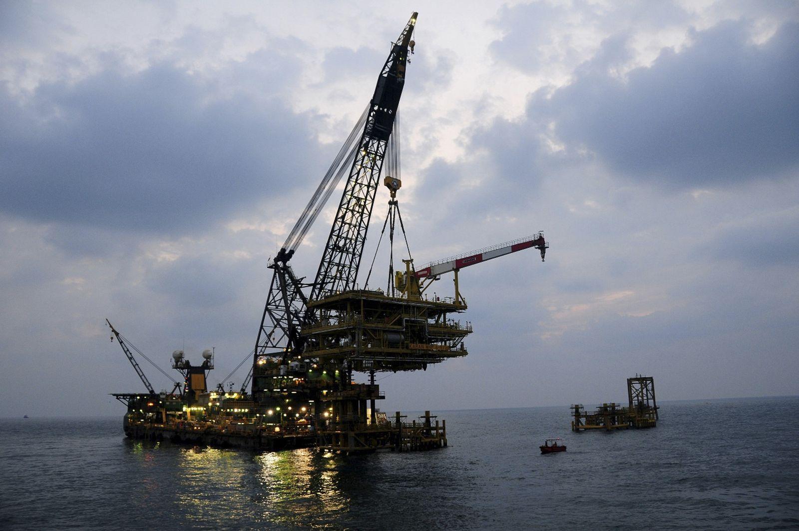 Saudi Arabien Öl Saudi Aramco