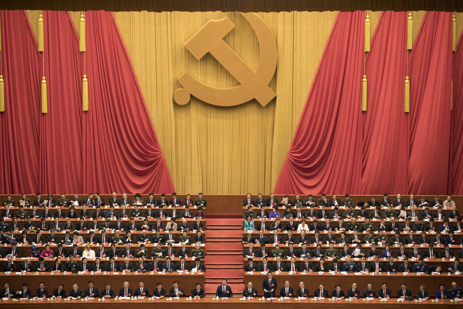 KP-Parteikongress / China