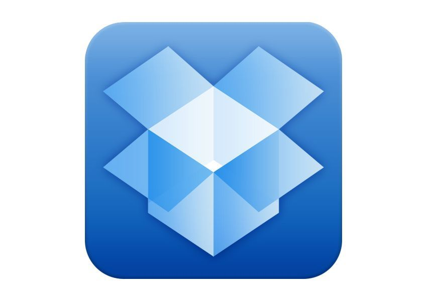 Dropbox / logo