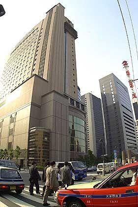 Hotel in Tokio
