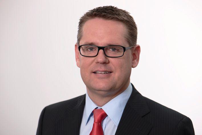 Neuer Chef: Peter Goldschmidt