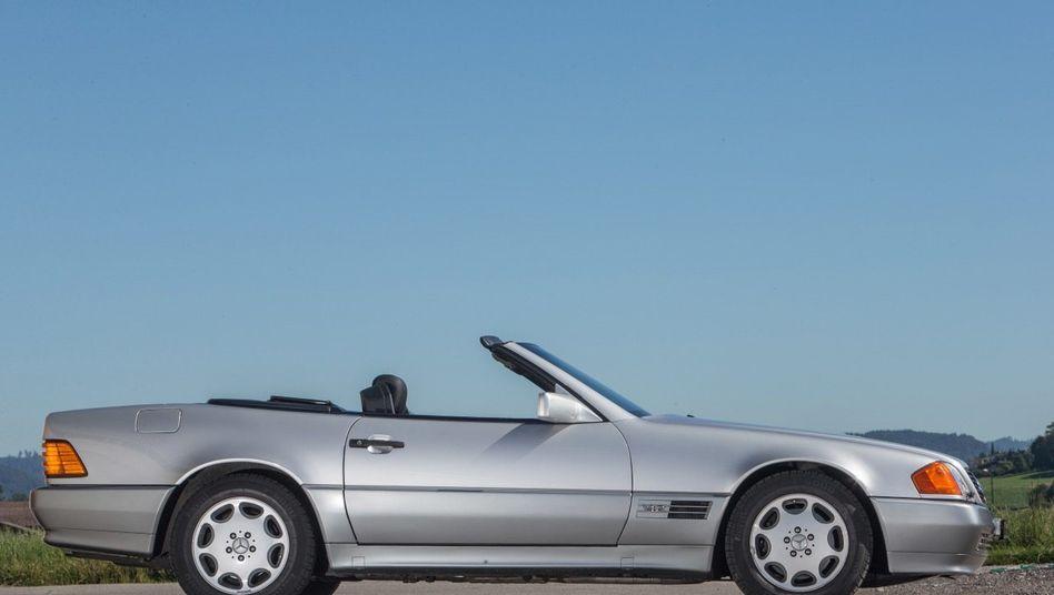 AUSSICHTSREICH Mercedes 600 SL (R129)