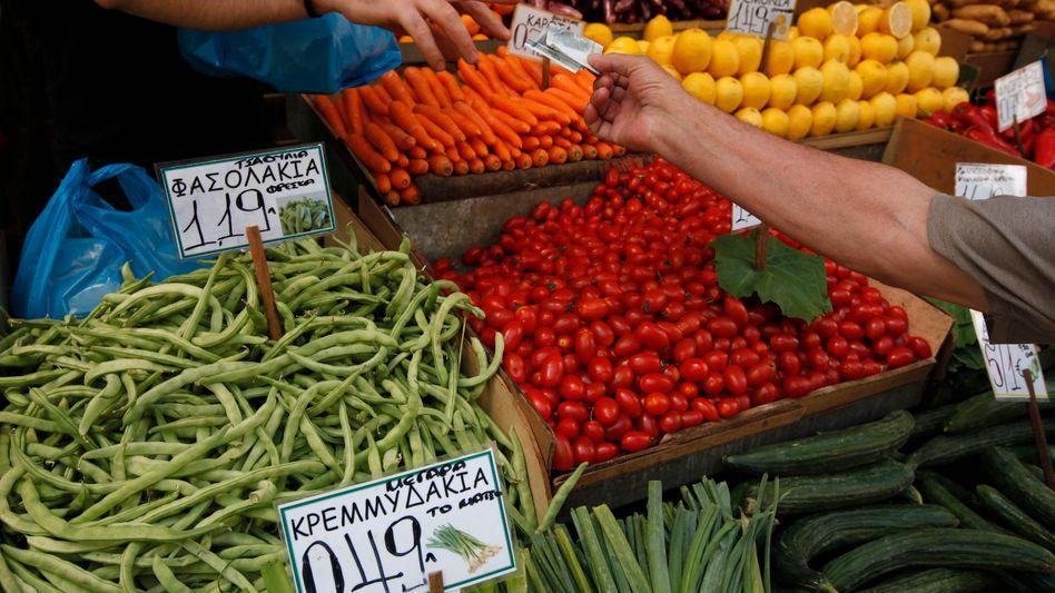 Steigende Lebenshaltungskosten: Auch Obst und Gemüse werden teurer