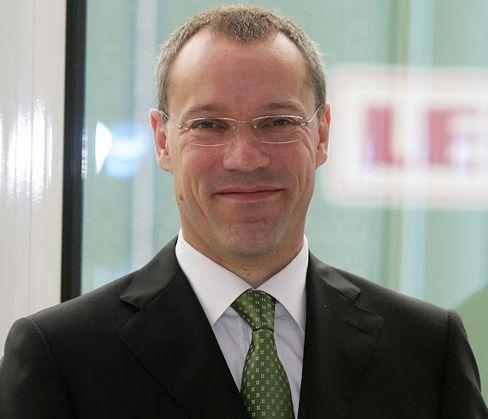 Wechselt zu Müller Milch: Leifheit-Chef Schrey