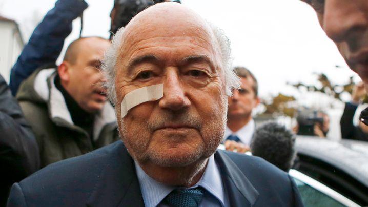 """Blatter über sich, die Fifa und den Skandal: """"Mein größter Fehler ist, dass ich ein viel zu vertrauensvoller Mensch bin"""""""