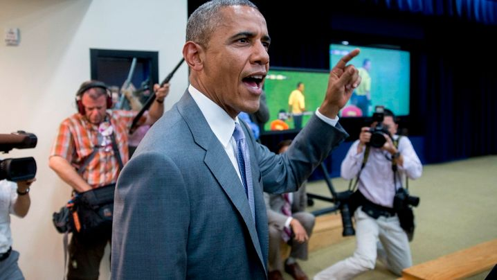 Wer bei Twitter die Macht hat: Obama, Franziskus und ein flink tippender Mexikaner