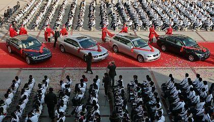 BMW in China: Das asiatische Land ist der viertgrößte Absatzmarkt für die Bayern