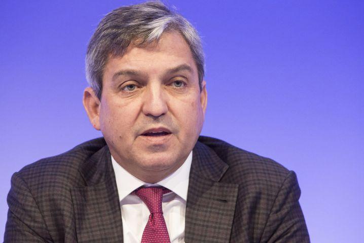 Abgang: Cloud-Vorstand Robert Enslin verlässt SAP
